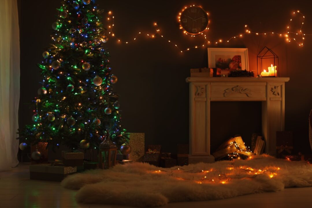 Are holiday decorations safe?