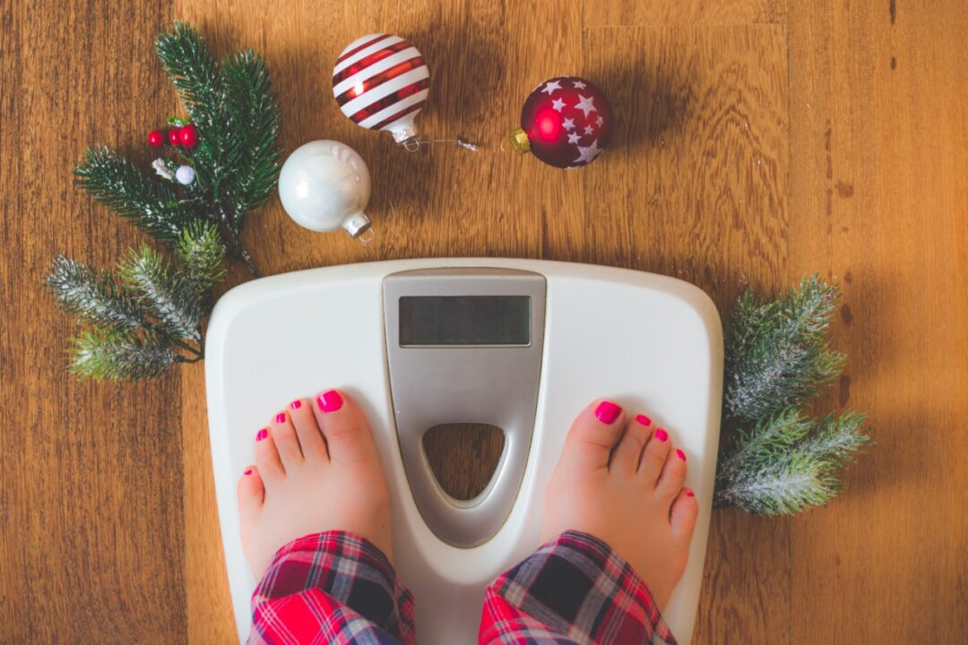 How can I control weight gain during the holidays?