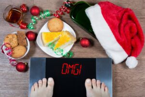 How can I control what I eat during the holidays?