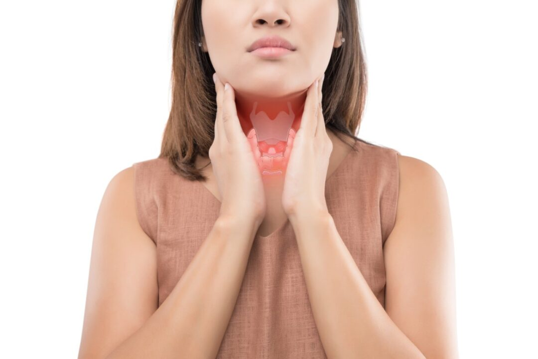 Is my thyroid gland making me fat?