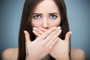 What can I do about bad breath?