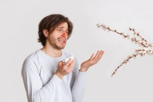 Why do plants trigger my allergies?