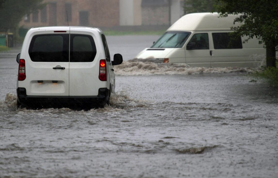 Why is flood water dangerous?