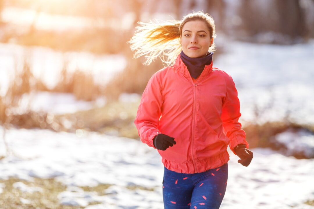 Why is it harder to excercise in winter?