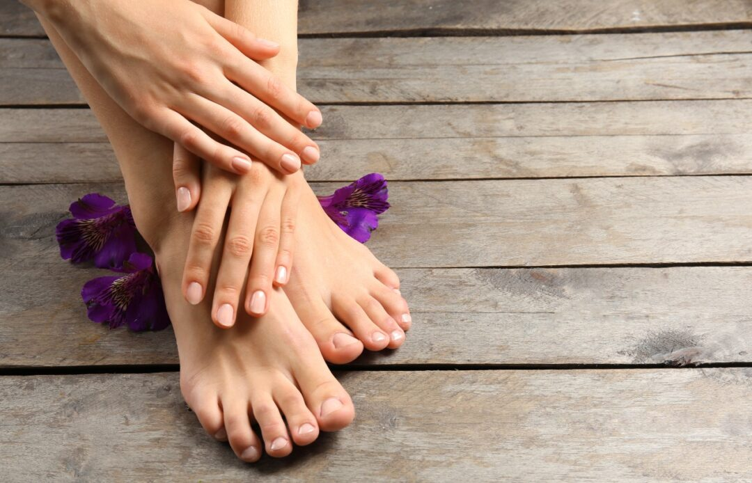 Can my finger and toenails provide a clue to how healthy I am?