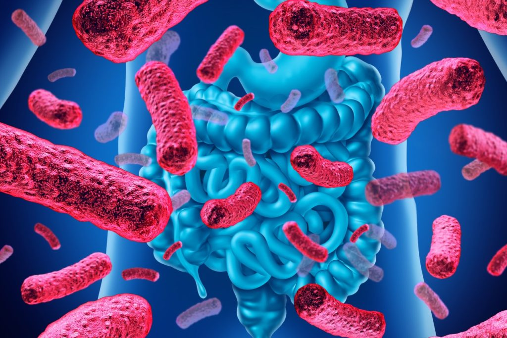 Can probiotics help with diarrhea resulting from antibiotics?