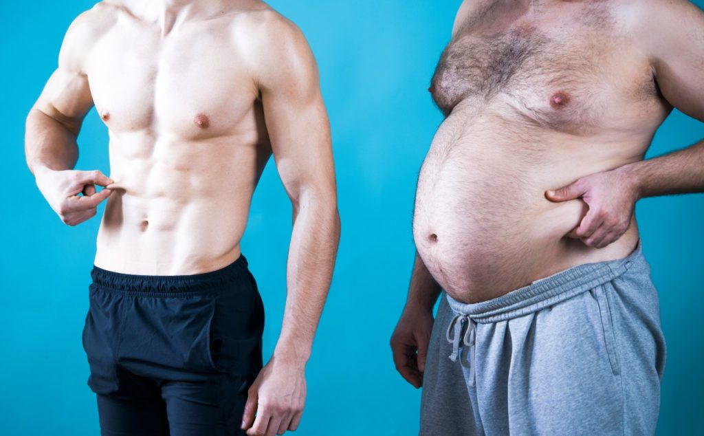 Does muscle really weigh more than fat?