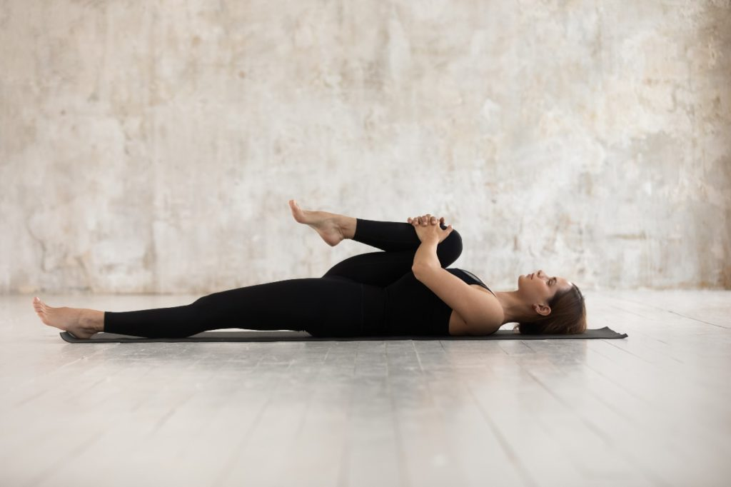 Does yoga help with back pain?