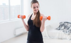 How can I tone upper arm flab?