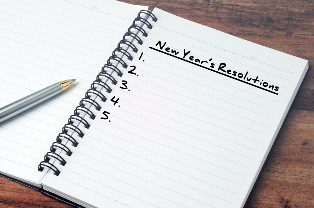 How do I keep my New Year's resolutions?