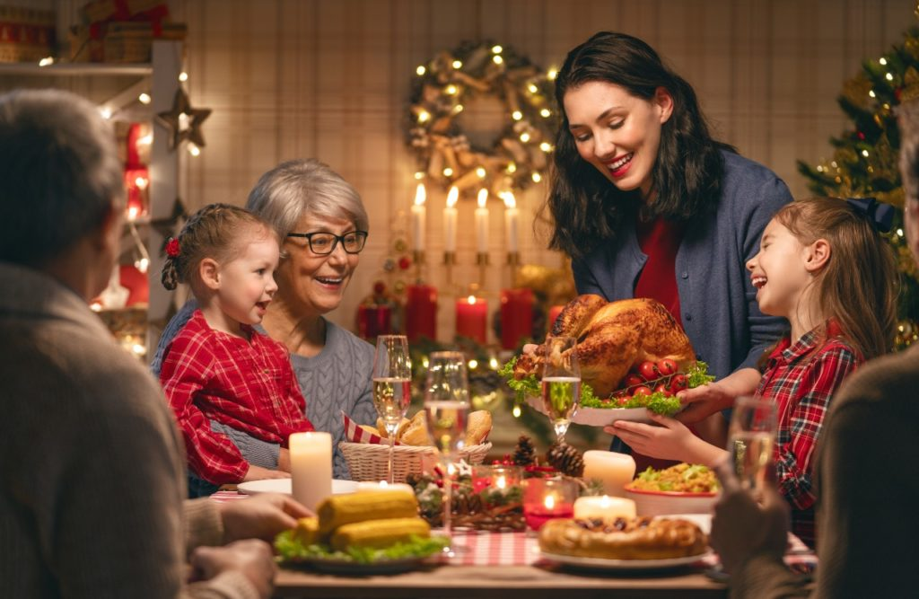 Is it really bad to overeat during the holiday season?