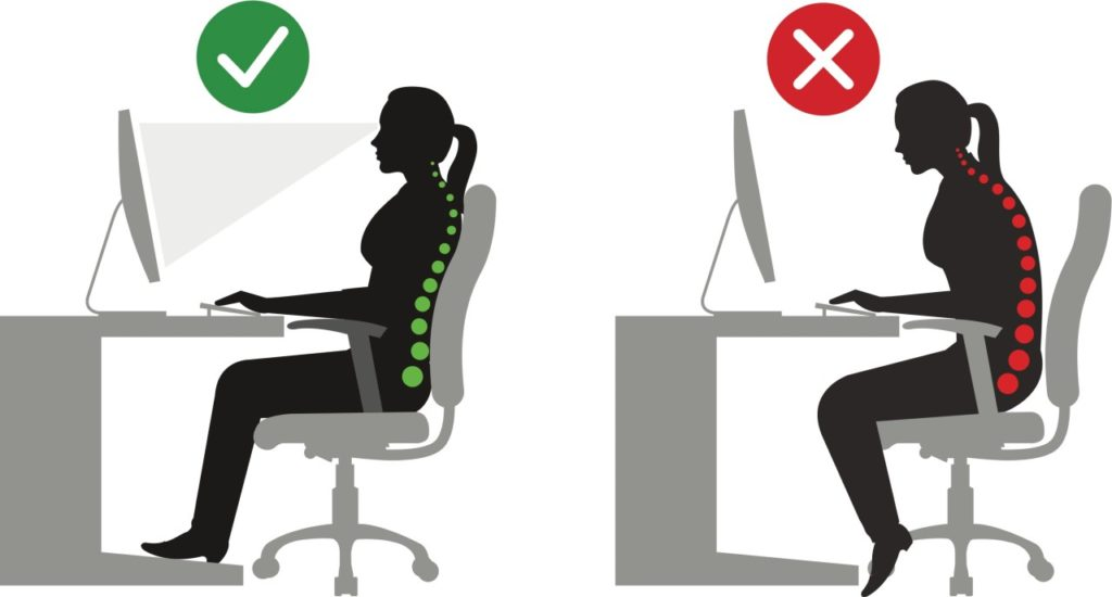 Is my office chair affecting my back?