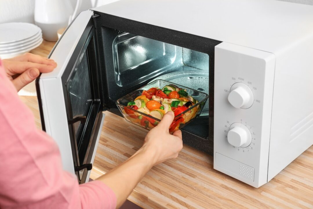Is using a microwave oven dangerous for my health?