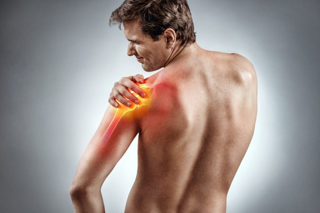 What can I do for shoulder pain?