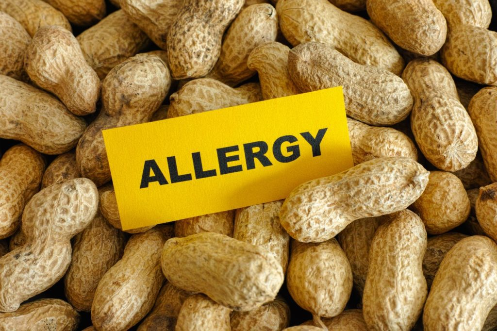 What is a peanut allergy?