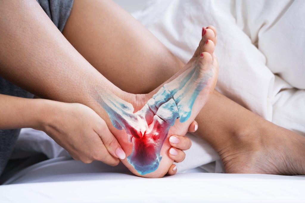 What is causing my heel pain?