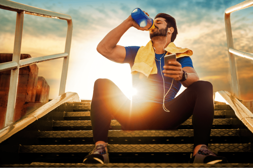 Is it dangerous to exercise extreme heat