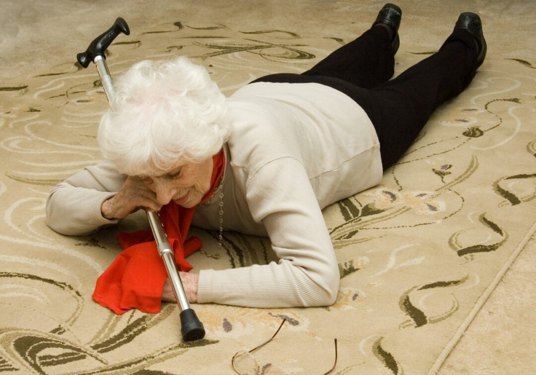 What steps shuld be taken to prevent falls among the elderly?