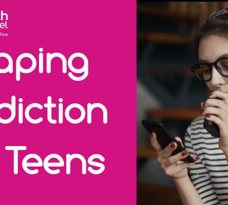 Vape Addiction and Habits in Teens