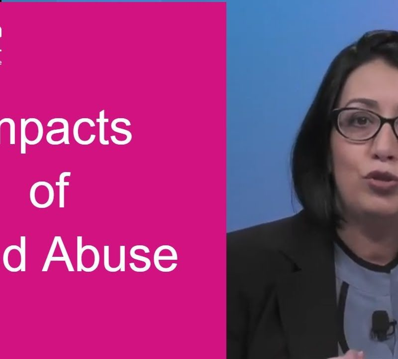 The Long Term Impacts of Abuse Towards Children