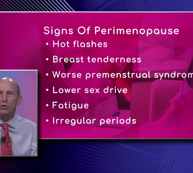 Signs of Perimenopause