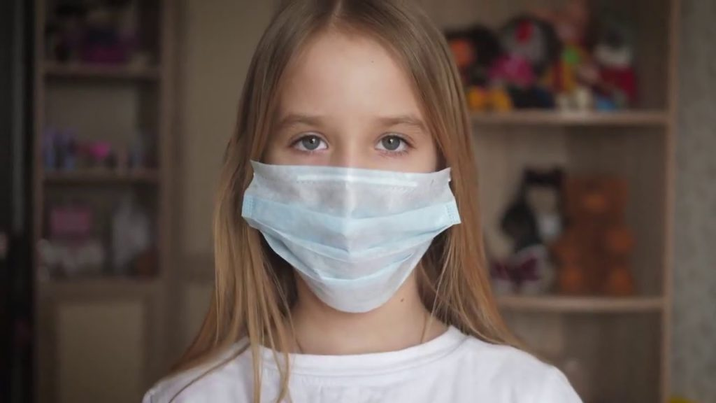 Why should I wear a mask? | Healthy Habits |  KidVision Pre-K