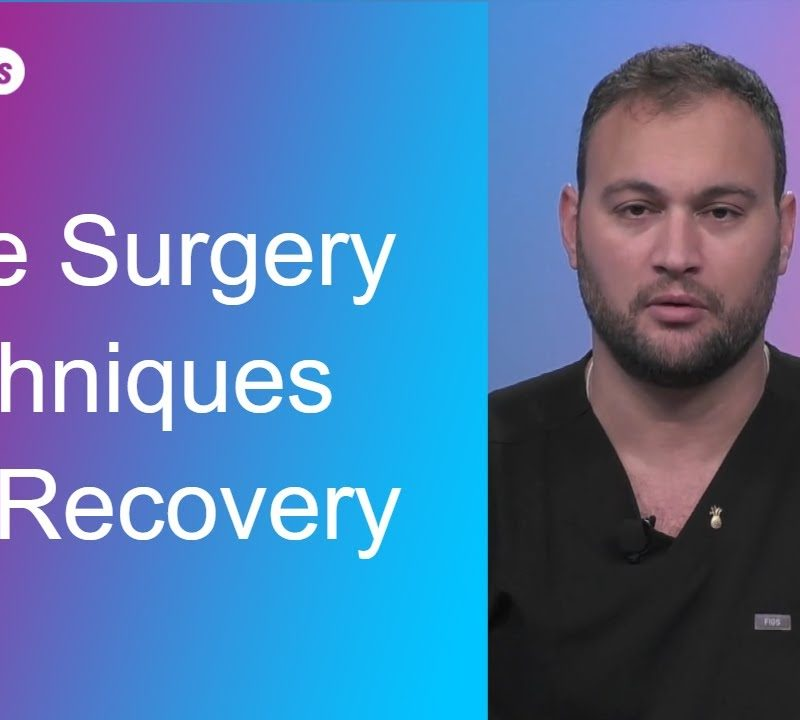 Spine Surgery Techniques and Recovery