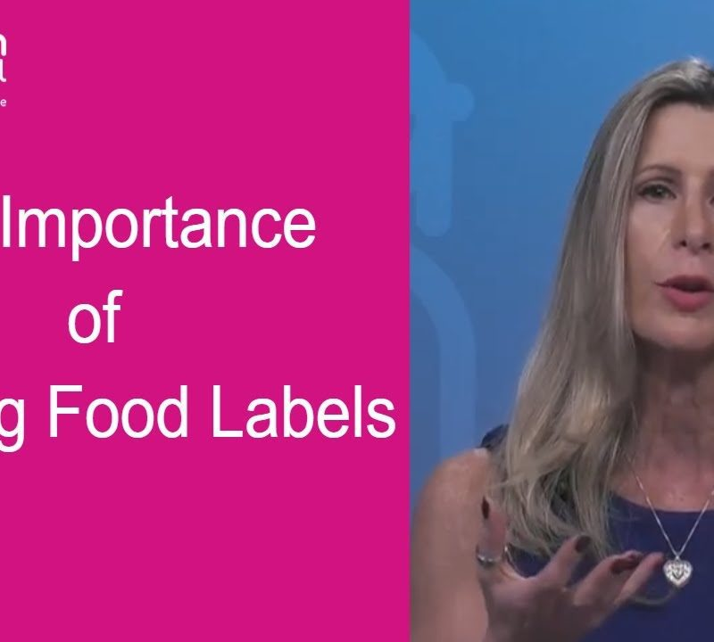 How Reading Food Labels Can Help You Make Your Kitchen Greener!