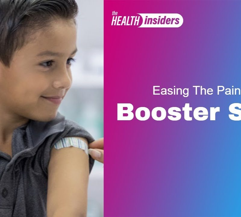Kids & Booster Shots: How To Ease The Pain