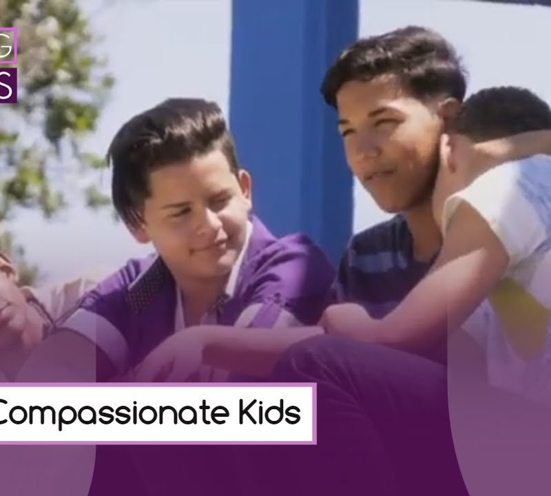 Raising Compassionate Kids | Building Bridges