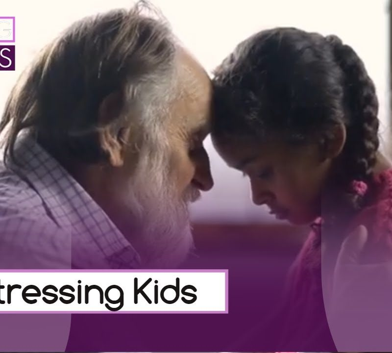 De-Stressing Kids | Building Bridges