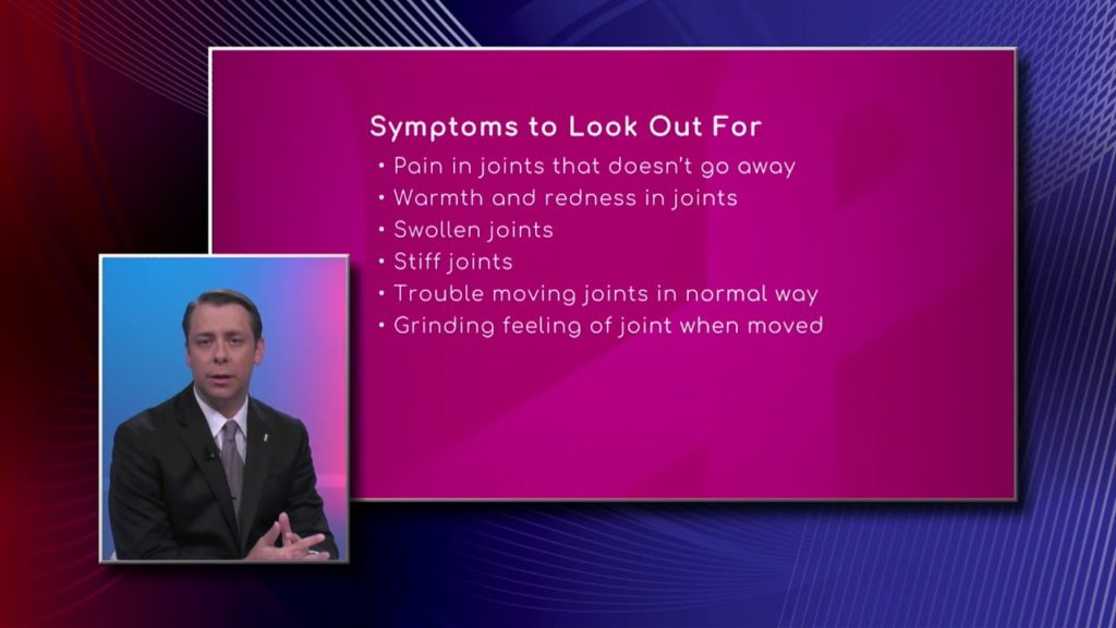 Symptoms of Arthritis of the Shoulder